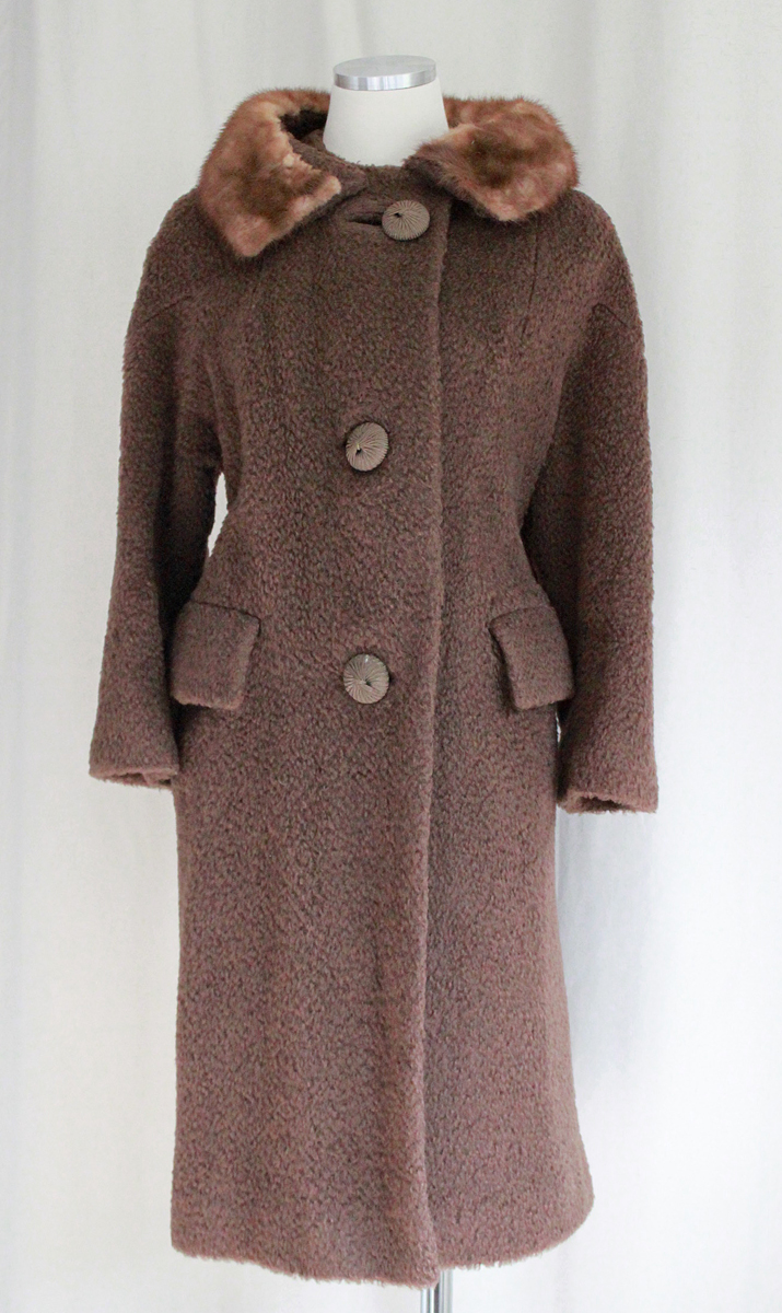 Brown Fox Coat 2