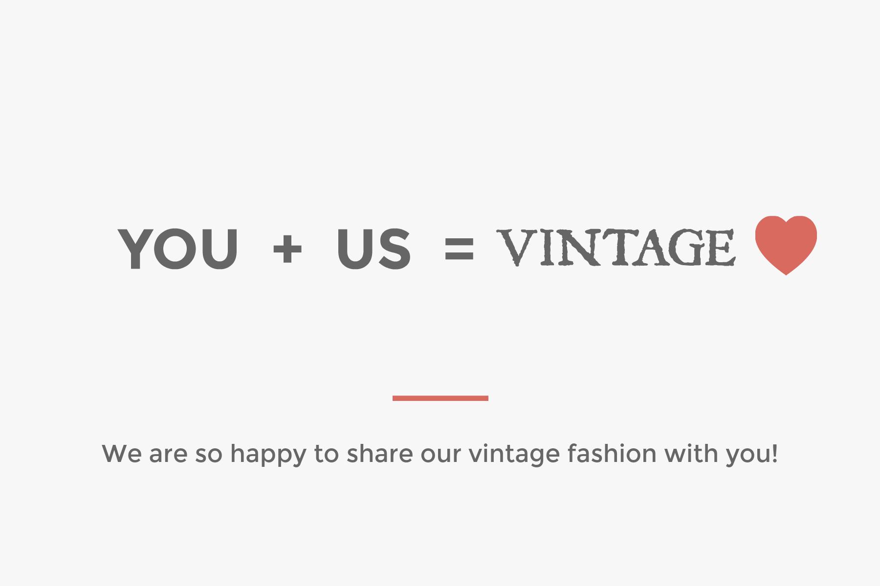 "Follow My New ""All About Vintage"" Blog on Bloglovin!"